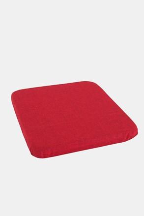 Poduszka na krzesło  czerwona
