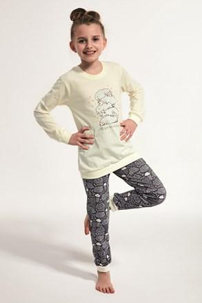 Dziewczęca piżama Sheep