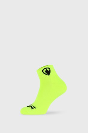 Żółte skarpetki Represent Short