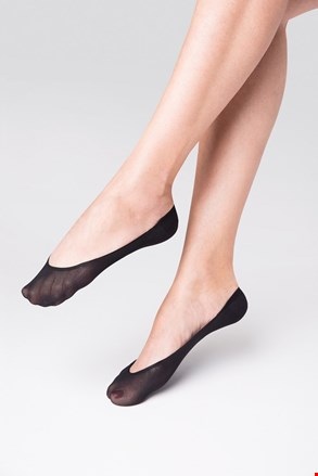 Bawełniane stopki do balerinek