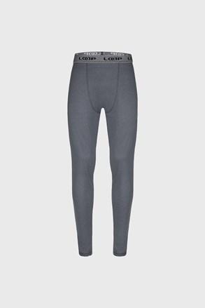 Szare spodnie funkcyjne LOAO Pelit