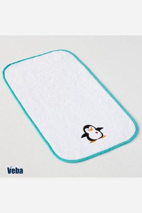 Niemowlęcy ręcznik Pingwin