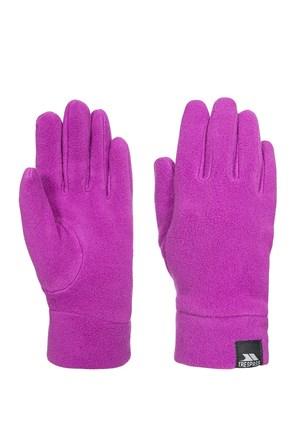 Dziecięce rękawiczki palcowe Lala II jasnofioletowe