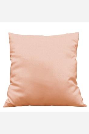Poszewka na poduszkę dekoracyjną Uni morelowa