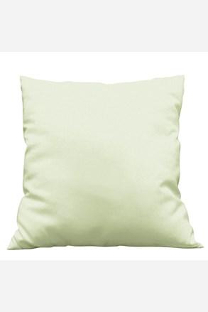 Poszewka na dekoracyjną poduszkę Uni jasnozielona