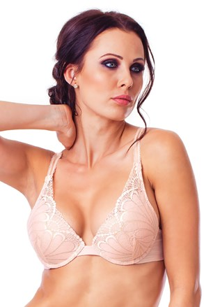 Biustonosz Triangle Wonderbra Double Push-Up