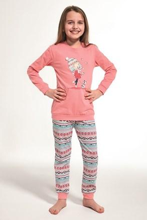 Dziewczęca piżama Walk