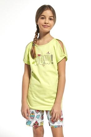 Dziewczęca piżama WOW