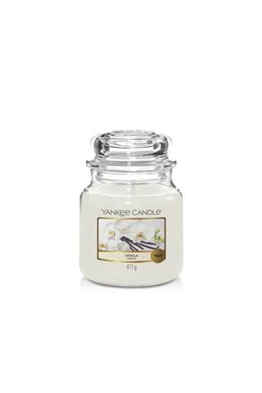 Świeca Yankee Candle Vanilla średnia