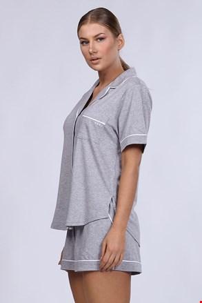 Damska piżama DKNY Grey