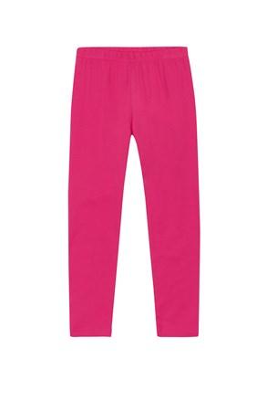 Dziewczęce legginsy różowe