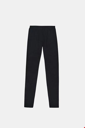 Dziewczęce legginsy Cotton czarne