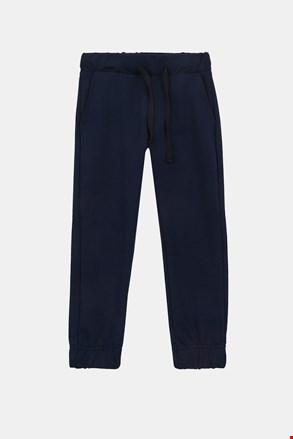 Dziecięce spodnie dresowe ciemnoniebieskie