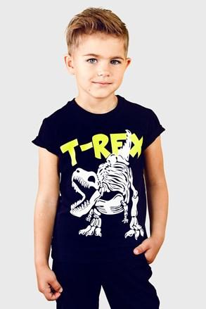Chłopięcy T-shirt T-Rex