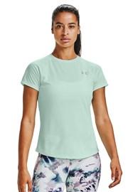 Zielony T-shirt sportowy Under Armour Speed