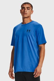 Niebieski T-shirt Under Armour Sportstyle