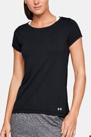 Czarny T-shirt sportowy Under Armour HG