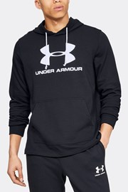 Czarna bluza Under Armour Sportstyle Terry