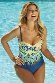 Jednoczęściowy damski kostium kąpielowy Lucia