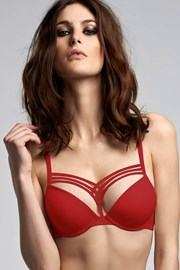 Biustonosz Marlies Dekkers Red Push-Up