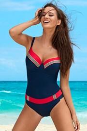 Jednoczęściowy damski kostium kąpielowy Collette