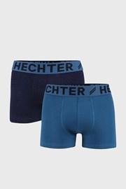 2 PACK niebieskich bokserek Must