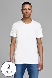 2 PACK T-shirtów JACK AND JONES II
