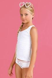 Dziewczęcy komplet: figi i podkoszulka Orsetti II