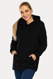 Czarna bluza Essential Fleece