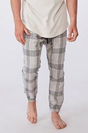 Spodnie w kratę PJ Drake