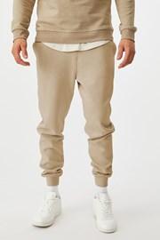 Brązowe spodnie dresowe Trippy