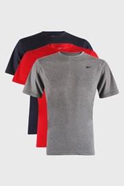 3 PACK T-shirtów Reebok Santo B