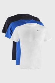 3 PACK T-shirtów Reebok Santo A