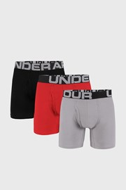 3 PACK bokserej Under Armour Cotton III