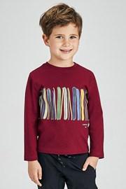 Chłopięcy T-shirt z długim rękawem Mayoral Coloring