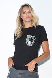 Damski T-shirt z krótkim rękawem Star