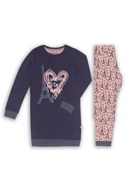 Dziewczęca piżama Paris 02