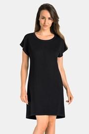 Damska koszulka nocna Black