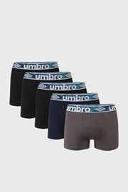 5 PACK bokserek Umbro