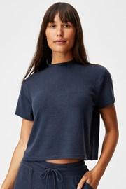 Damski T-shirt do spania Super Soft