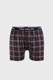 Kraciaste bokserki Tom Tailor