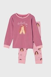 Dziewczęca piżama Hedgehog Hugs