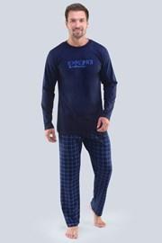 Niebieska piżama Ellis