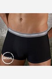 Bokserki męskie UOMO Modal Noir