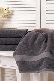 Ręcznik Adria antracytowy