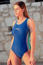 Jednoczęściowy damski sportowy kostium kąpielowy Alex 01