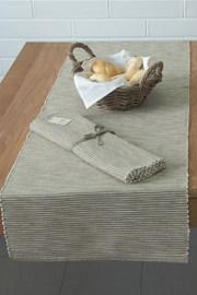 Bieżnik na stół Home Design jasnobeżowy