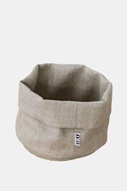 Koszyk Home Design beżowy mały