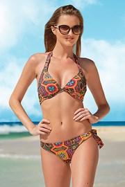 Dwuczęściowy damski kostium kąpielowy Naranja dwustonny