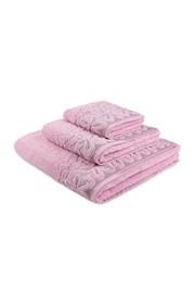 Prezentowy komplet ręczników Bella - różowy